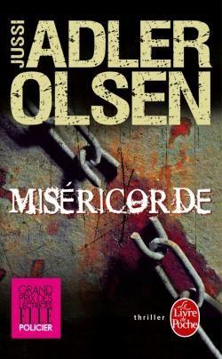 MISÉRICORDE de Jussi Adler-Olsen. Le thriller made in Danemark est implacable et haletant. J'aime bcp le duo improbable du flic bourru et de son assistant syrien. Pourquoi Merete Lyyngaard croupit-elle dans une cage depuis des années ? Pour quelle raison ses bourreaux s'acharnent-ils sur la jeune femme ? Cinq ans auparavant, la soudaine disparition de celle qui incarnait l'avenir politique du Danemark avait fait couler beaucoup d'encre. Mais, faute d'indices, la police avait classé…