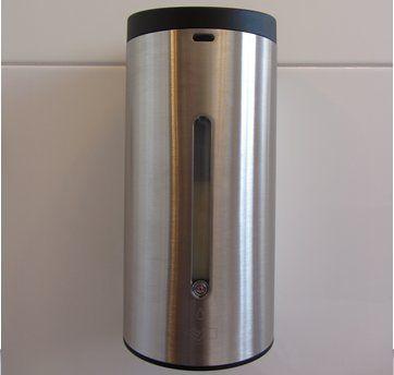 Sensor Seifenspender Edelstahl -Komplettpaket incl. Batterien