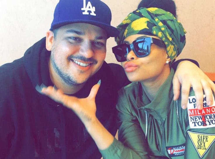 Ele & Elis Blog: Rob Kardashian & Blac Chyna Break Up After Nasty F...