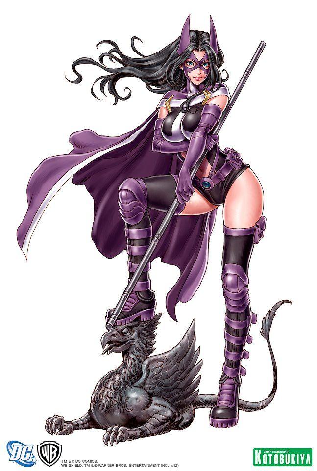 Huntress - Bishoujo