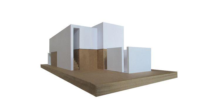 Intersticial casa estudio detalhes t cnicos for Casa minimalista definicion