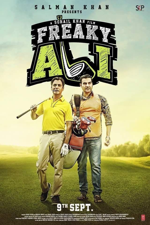 Salman Khan produced Freaky Ali Film 2016 Official HD Trailer Unveiled