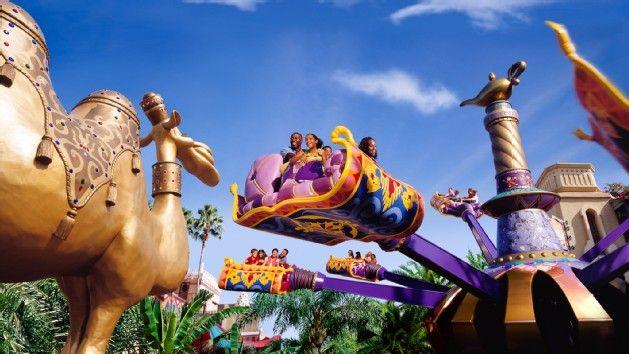 Magic Kingdom Rides - Google Search