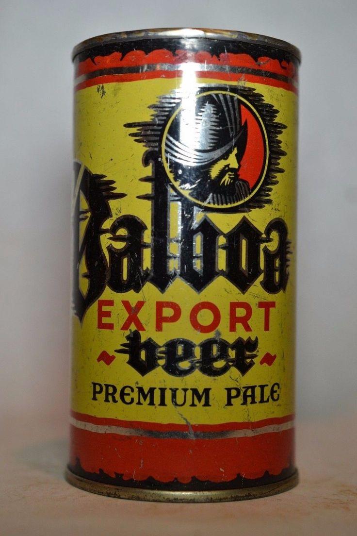 Balboa Export Beer Flat Top | eBay