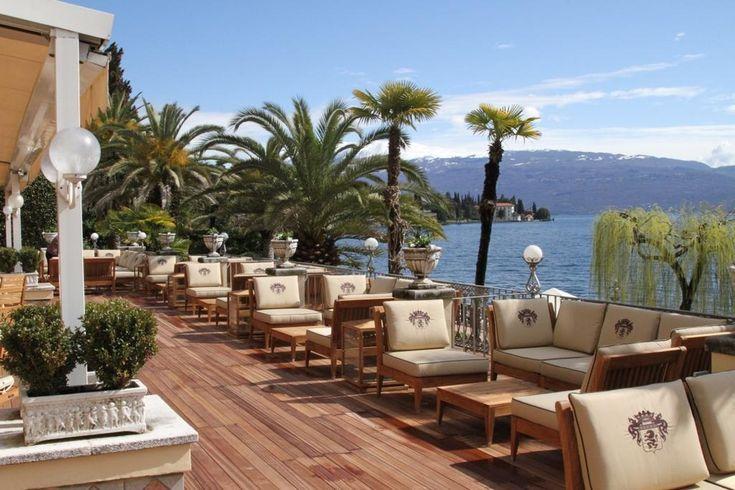 Grand Hotel Fasano, Gardone Riviera, Italy - Booking.com