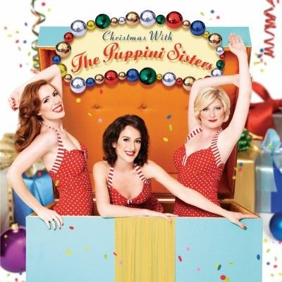 Christmas with The Puppini Sisters at Sage Gateshead - http://www.sagegateshead.com/event/puppini-sisters/