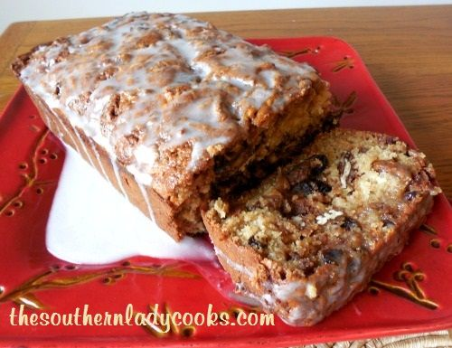 This Apple Pie Bread recipe is one you will make over and over again. It is a great way to use up apples and goes good with coffee or as a snack with milk. This bread makes a great gift. My weakn...