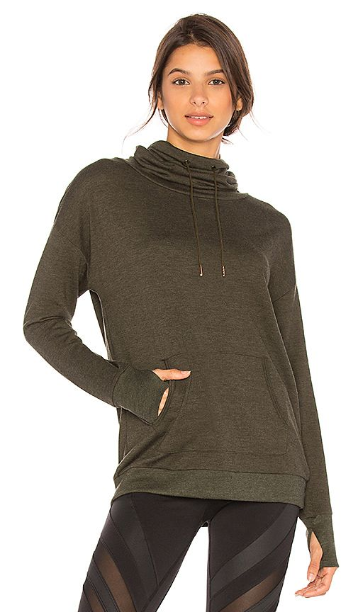 Shop for onzie Tulip Back Pullover in Heather Moss at REVOLVE. Free 2-3 day shipping and returns, 30 day price match guarantee.