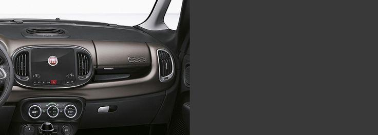 Fiat 500 L Living | Ανακαλυψτε το | Fiat Greece
