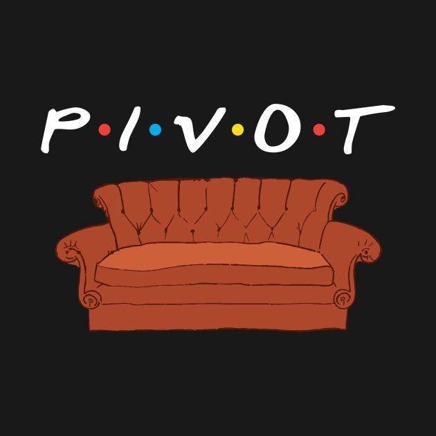 Que es pivot friends