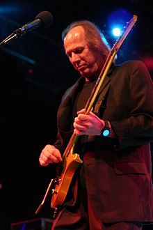 Adrian Belew (born Robert Steven Belew, December 23, 1949, in Covington, Kentucky) is an American guitarist, singer, songwriter, multi-instrumentalist and record producer. He is perhaps best known for his work as a member of the progressive rock group King Crimson (which he has fronted since 1981)