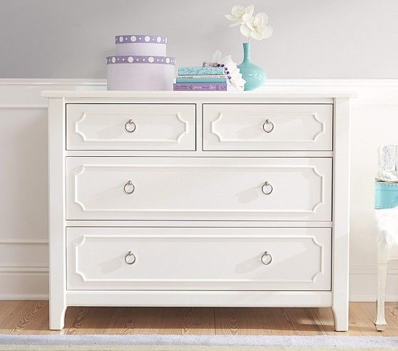 Ava Regency Dresser Pottery Barn Kids Too Big As Nightstand Home Master Bedroom