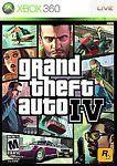 Grand Theft Auto IV (Microsoft Xbox 360, 2008) - European Version