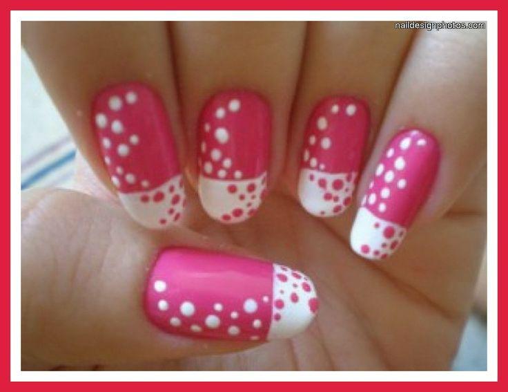 Cute Nail Polish Designs To Do At Home