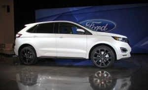ford suvs ford 2015 ford edge ford motor crossover dream cars sport ...