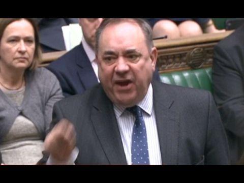 Alex Salmond and ScotNats in Brexit hysterics! (06Feb17)