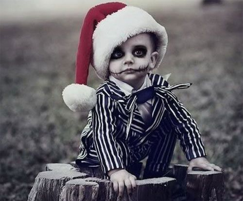 Trucco Zombie Halloween 03