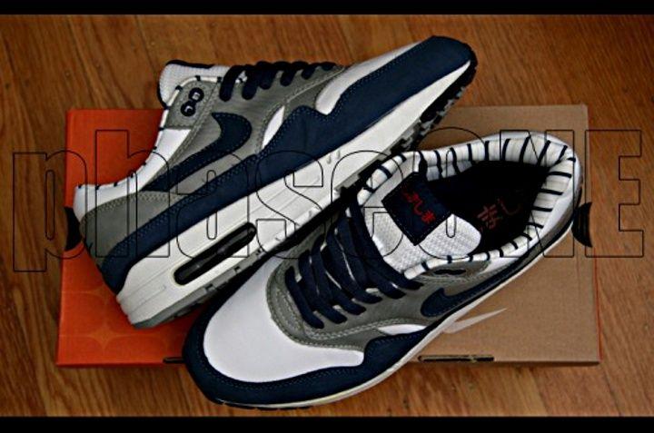 nike air max 1 shima blue 5 | Shoes | Air max, Nike air