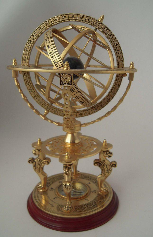 Mariner's Armillary Celestial Sphere (Globe)