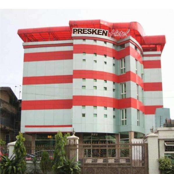 Presken Hotel At International Airport Road Situated At Mafoluku Area Close To Ajao Estate 3 3 Km From Kalakuta Museum Presken Hotel At International Airport Ro