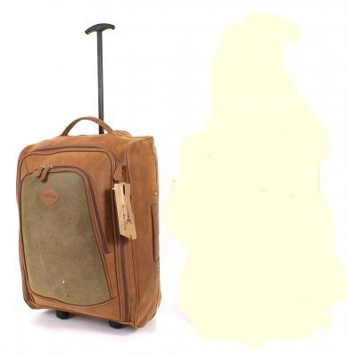 """Cabin Approved Suitcase Luggage Travel Holdall Bag Womens Mens  Girls, 21inch, (TAN/OLIVE DESIGN) Wheeled Holdall,Due to its lightweight construction and sensible size it makes a perfect cabin bag for many airlines.((Theses 21""""approx (H36cm X W55cm X D20cm) wheeled, (TAN/OLIVE) hand luggage Flight Cabin bag, Suitable For Ryanair,Easyjet, BMI, BA, Virgin (Fits within 55 x 40 x 20 cm), Approved Cabin Flight Bag, (Approx Size H36 x W55 x D20cm, Packing Capacity 40 LTRS.) Weeken"""