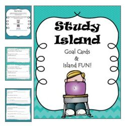 Check out this download for those who use Study Island in their classroom! #studyisland #goals #iteachtoo https://www.teacherspayteachers.com/Product/Study-Island-Goal-Cards-2302349