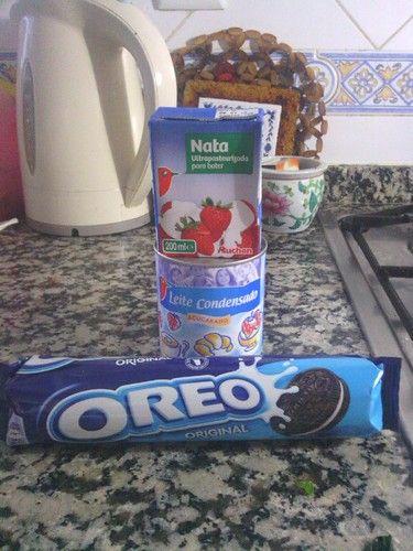 Como fazer gelado de Oreo caseiro? (ou, na verdade, qualquer tipo de gelado caseiro)