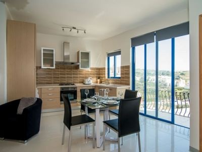 A Modern Two Bedroom #holiday Apartment In Ghajnsielem, Gozo, That Has Sea  Views