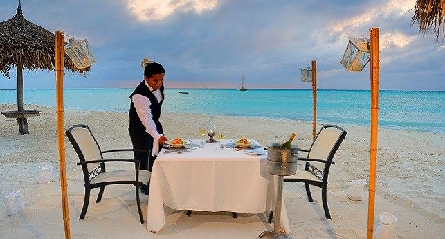 Occidental Grand Aruba in Palm Beach, Aruba - destination weddings in Aruba, Aruba destination weddings @luxdestweds