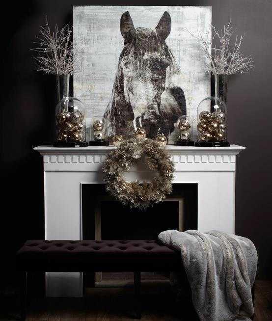 hearth - Try Benjamin Moore Color Black Satin. this is beautiful!
