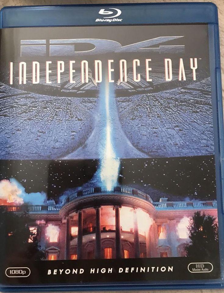 Independence Day (Blu-ray Disc, 2007) - Will Smith, Bill Pullman & Jeff Goldblum  | eBay