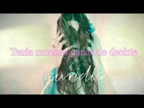 Te equivocaste - Yuridia (Letra)