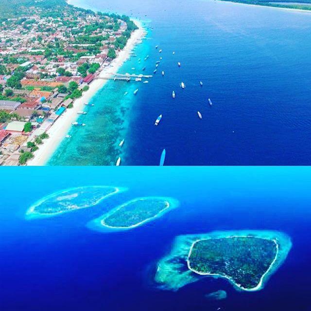 【yunaheiwaa】さんのInstagramをピンしています。 《インドネシアを調べてたら「海と馬車と自転車の楽園」ギリ三島見つけた。love&peaceの島。これは気持ちあがるし早く行きたくてたまらん。待ち遠しい旅の始まりが。#インドネシア#ギリ三島#ロンボク島#バリ島#旅#travel#backpak#backpacker#待ち遠しい#楽しみ#海》