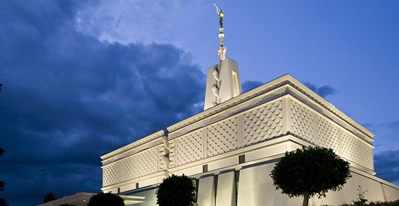 Open House and Rededication Announced for Mexico City Mexico Temple - Church News and Events
