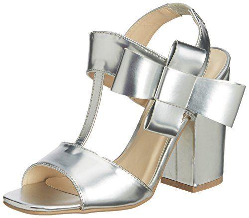 Dolcis  Abella,  Damen Sandalen , Silber - Silberfarben - Größe: 41.5 - http://on-line-kaufen.de/dolcis-3/41-5-eu-dolcis-abella-damen-sandalen