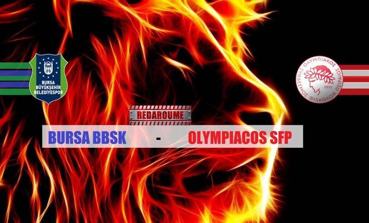 15/04/2017. CEV Chalenge Cup Women 2016-17. 2nd final. Cengiz Gollu Sports Hall- Bursa. Bursa BBSK - Olympiakos SFP 3-0.