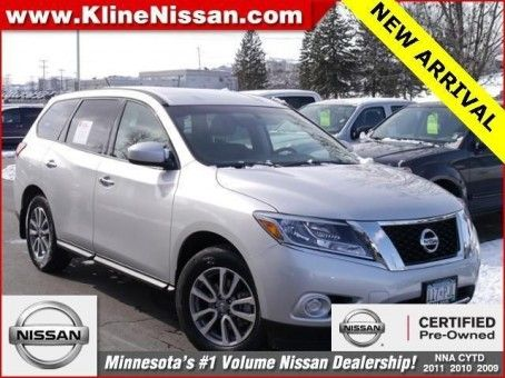 Minneapolis-used-cars | 2014 Nissan Pathfinder S | http://minneapoliscarsforsale.com/dealership-car/2014-nissan-pathfinder-s