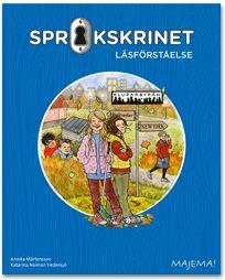 Språkskrinet Läsförståelse - Klurarbyrån