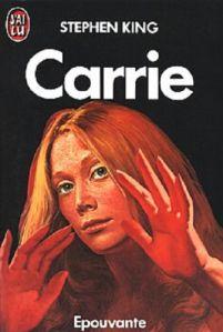 """Carrie"" - Stephen King (1974)"
