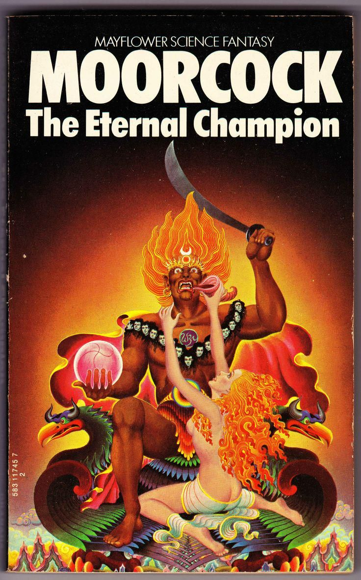 Book Cover Fantasy Yoga : Best images about the fantasy of michael moorcock on