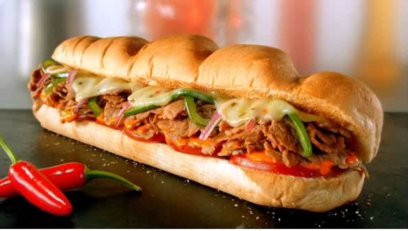 Reality Check: We Try Subway's New Sriracha Steak and Chicken Melts