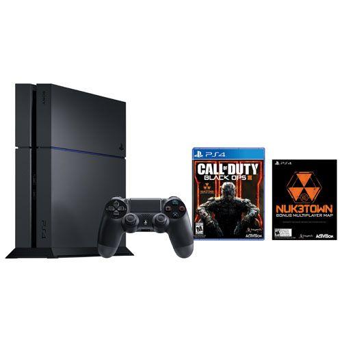 PlayStation 4 500GB Call of Duty: Black Ops III Bundle