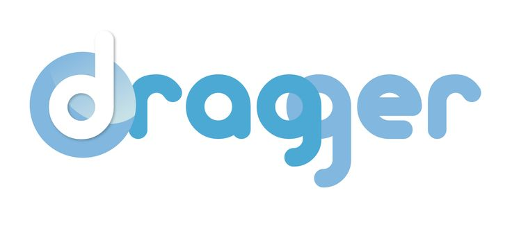 Logotipo para www.dragger.cl (compartir archivos) por Pajarita make up. by Kata