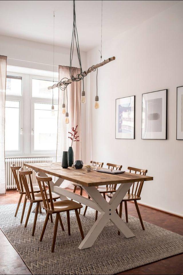 die besten 25 h ngeleuchte holz ideen nur auf pinterest. Black Bedroom Furniture Sets. Home Design Ideas