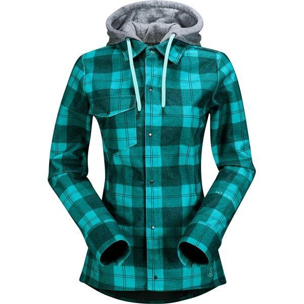 Volcom Circle Flannel Jacket