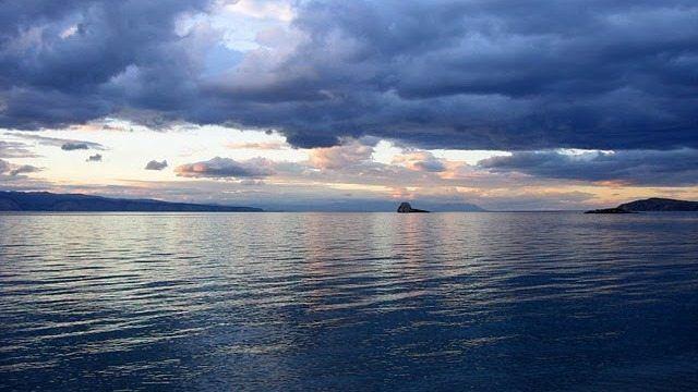 Jezioro Bajkał - Rosja - Syberia