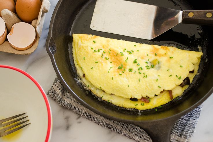 how to make an omelette ... @ericalea for The Pioneer Woman Food & Friends