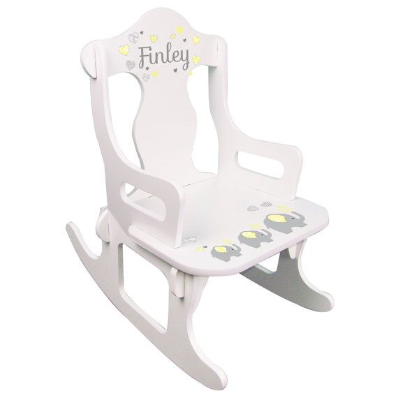Kid's Rocker: A portion of every purchase through this link supports charity.