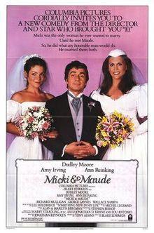 Micki & Maude (Micki + Maude), USA 1985, di Blake Edwards