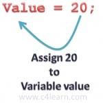 Assignment Operator in C Programming Language